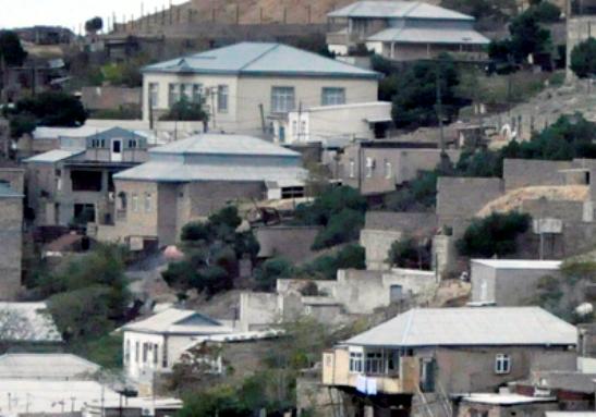Sənədsiz evlər